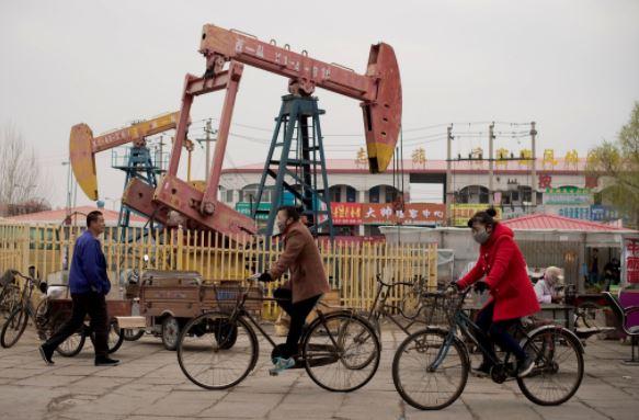 China's environmental transformation