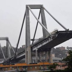 Morandi Bridge: Ronan Point de nos jours
