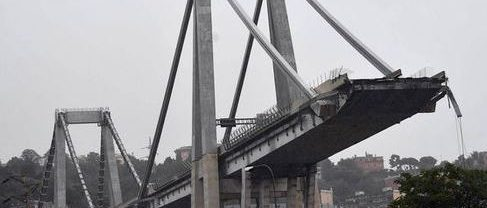 Morandi Bridge: Ronan Point de nos jours