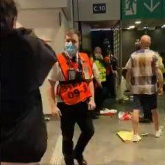 Euro Final: Wembley Eye-Witness Report