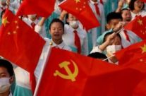 The birth of the Chinese Communist Party